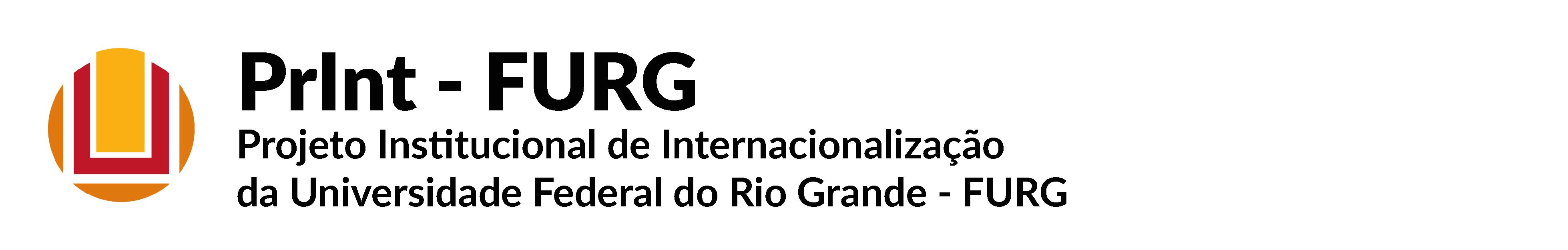 PrInt FURG - Projeto Institucional de Internacionalização da Universidade de Rio Grande